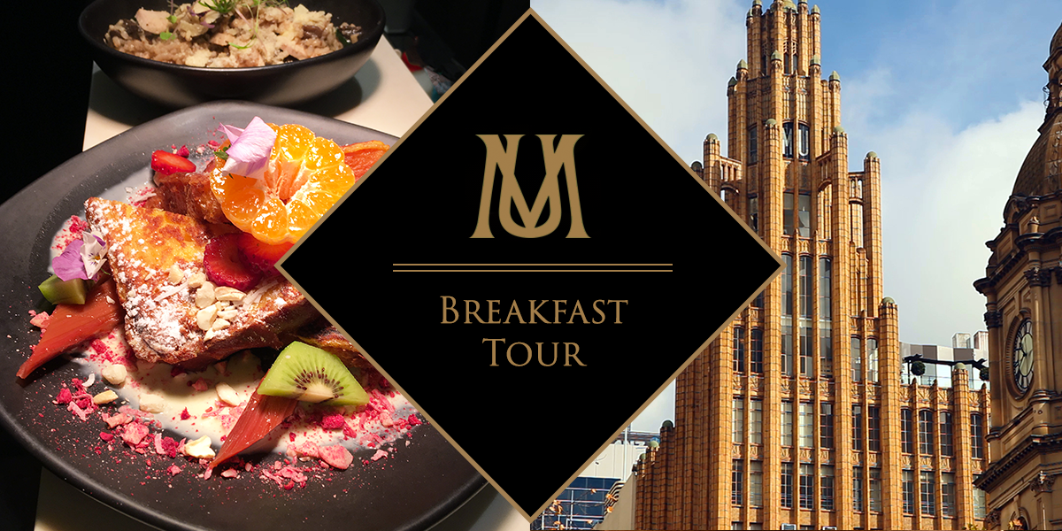 manchester unity building breakfast tour